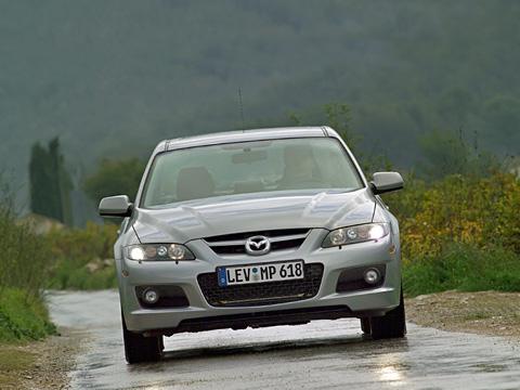 Mazda 6 mps,Mazda 6. Mazda6 MPS— это нетолько агрессивный обвес кузова ихарактерная припухлость накапоте, но и6,6 секунд до«сотни»!