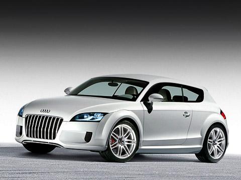 Audi tt shooting brake,Audi concept,Audi tt. Выпускаемая сейчас Audi TT— белая ворона среди остальных моделей Audi, авсё дело вотсутствии фирменной решётки радиатора. Концепт Shooting Brake показывает нам, что этот недостаток устранён.