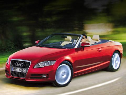Audi a4,Audi a5. Будущее поколение Audi A4 Cabriolet будет носить собственное имя — Audi A5.
