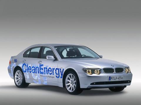 Bmw 7,Bmw 7 hydrogen. Нафотографии концептуальный образец. Водородная 7-series будет построена уже набазе нового поколения модели.