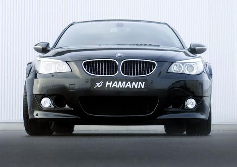 Hamann наскучила заводская версия Bmw M5 драйв