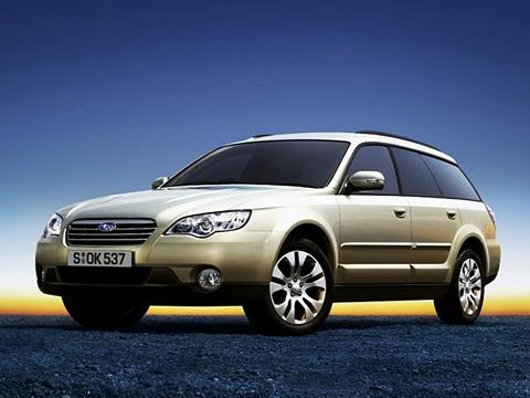 Subaru outback,Subaru legacy. Врачи констатировали, что очнувшийся после операции Subaru Outback утратил былую мужественность.