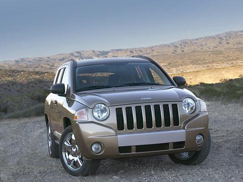 Jeep compass. Толи джип, толи универсал— трудно понять, что получилось витоге. Думается, славы Grand Cherokee этой новинке несыскать.