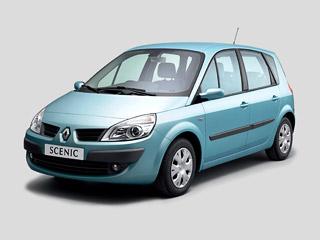 Renault scenic. Лёгкий рестайлинг позволит Renault Scenic остаться одним изсамых стильных исовременных минивэнов ещё несколько лет. Абсолютно новое поколение Scenic, разумеется, уже вразработке.