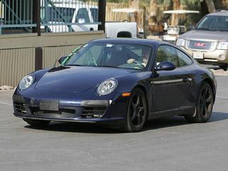 Porsche 911. Возможно, Porsche 911 переживёт один из самых скорых фейслифтингов в истории.