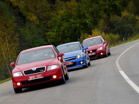 Opel astra opc,Skoda octavia rs,Volkswagen golf gti. Skoda Octavia RS, Opel Astra OPC и Volkswagen Golf GTI — три «горячих» турбохэтчбэка на тесте DRIVE.RU. У кого из них выше градус?