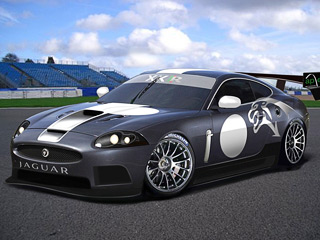 Jaguar xkr. Jaguar XKR может пополнить список автомобилей, гоняющихся всерииGT3.