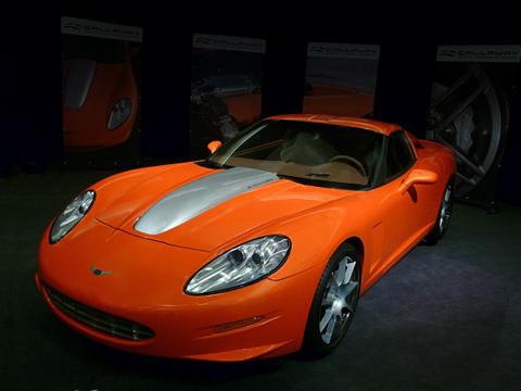 Chevrolet corvette. CallawayC16— настолько глубокий тюнинг Chevrolet Corvette, что ондаже стал самостоятельной моделью.