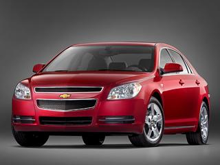 Chevrolet malibu. Новый Chevrolet Malibu вряд ли можно назвать красавцем, но выглядит он куда лучше абсолютно безликого предшественника.