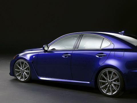 Lexus is-f,Lexus lf-a,Lexus concept. Оннемощнее инебыстрее своих конкурентов, вольготно расположившихся нанасиженных местах. Чемже «насолит» быстрым «немцам» красавец изЯпонии?