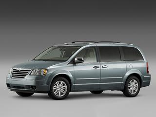 Chrysler town-country,Dodge grand caravan. Chrysler Town&Country выглядит очень солидно, нодоэлегантных иподтянутых европейских моделей ему далеко.