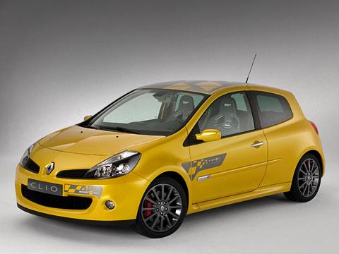 Renault clio rs,Renault sport clio r27. Отличий эксклюзивной версии Clio отсерийной наберётся нетак ужмного. Видимо, вRenault надеются, что машину купят из-за одного названия.