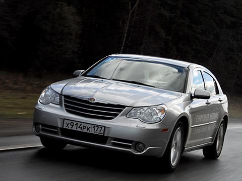 Chrysler sebring. Спорить одизайне Chrysler Sebring можно сколько угодно. Нокому-то этот автомобиль наверняка понравится таким, какой онесть.