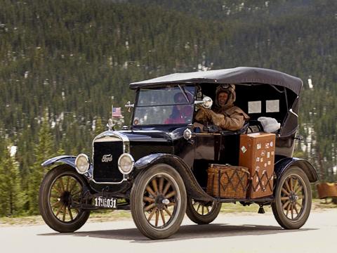 Ford t. Ford Model Tбезо всяких преувеличений изменил мир. Изигрушки для богатых автомобиль превратился всредство передвижения.