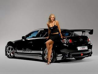 Самые секссуальные автомобили