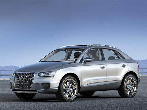 Audi cross coupe,Audi concept. Audi Cross Coupe пока что просто концепт. Носвоих агрессивных намерений оннескрывает. Для конкурентов это дурной знак, ведь дебютQ5 незагорами.