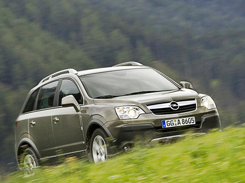 Opel antara. Знакомьтесь, этого парня зовут Opel Antara. И если никакой из многочисленных паркетников вам до сих пор не приглянулся, можете познакомиться с ним поближе в салоне у официальных дилеров.