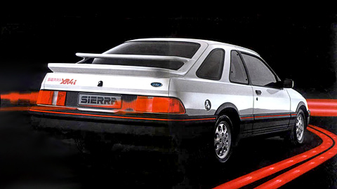 Ford sierra rs cosworth