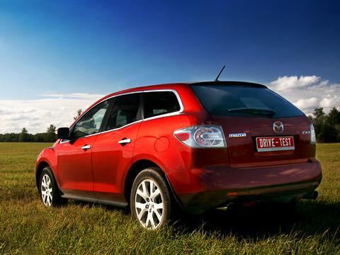Mazda cx-7. Mazda CX-7 — это, прежде всего, интересные характер и внешность, которые предлагаются по весьма привлекательным ценам.