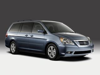 Honda odyssey. ВЕвропу Honda Odyssey непоставляется, авот вСША иЯпонии минивэн пользуется весьма хорошим спросом.