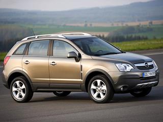 Opel antara. Стоит надеяться, что Antara российской сборки окажется дешевле той, что поставляется кнам изКореи, ценники накоторую начинаются с897тысяч рублей.