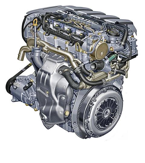 Сборка двигателей производится