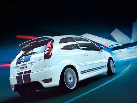 Ford fiesta,Ford fiesta st. Ford обещает средний расход топлива науровне 10,4литра накаждую сотню километров. Нонеужели кто-то захочет держать себя врамках?