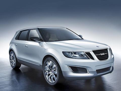 Saab 94x,Saab concept. Машинка обладает неплохой динамикой. «Максималка» составляет 235километров вчас, аразгон сместа до«сотни» занимает 8секунд.