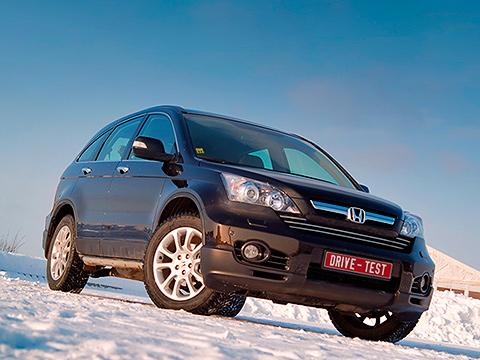 Honda cr-v. Современная Honda CR-V пока ещё не так часто попадается на российских дорогах. Изменит ли ситуацию новая модификация?