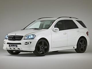 Mercedes ml. Хорошую машину лучше всего дорабатывать небольшими, новыверенными штрихами.