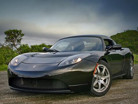 Tesla roadster. Хищный взгляд идобрая натура. Наверное, это иесть секрет успеха Tesla Roadster? Нуаещё— умеренная цена.