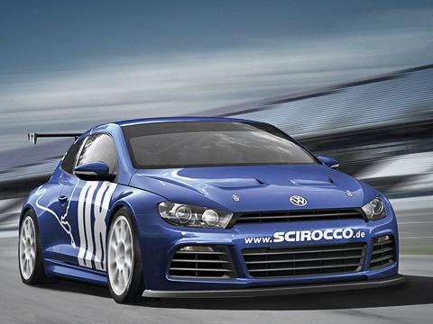 Volkswagen scirocco,Volkswagen scirocco gt24. Сладкая оболочка— начинка кислее: Scirocco GT24притворяется гоночным автомобилем, неявляясь таковым.