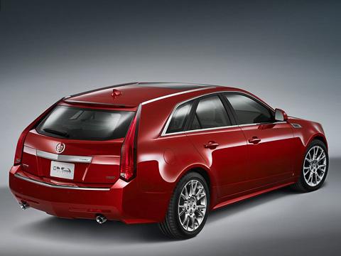 Cadillac cts,Cadillac srx. ВGeneral Motors видят вуниверсале Cadillac CTS альтернативу крупным кроссоверам. Европа, может, ипримет такой вариант, авот вРоссии оннаверняка останется непонятым.