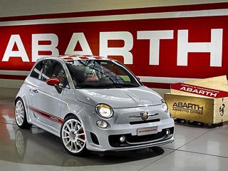 Fiat 500 abarth,Fiat 500 abarth ss,Fiat 500. Технические подробности новинки итальянцы обещают раскрыть вначале октября намотор-шоу вПариже. Однако стоит ожидать, что мощность турбомотора 1.4будет неменьше 160л.с., заявленных для версии Abarth Opening Edition.