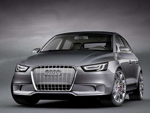 Audi a1 sportback concept,Audi concept. Даже оригинальный концепт A1Metroproject выглядел злобным красным карликом. НоA1Sportback— ещё злее. Alfa Romeo MiTo иMini Cooper просто смешарики посравнению сAudi.