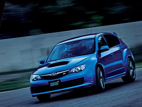 Subaru impreza wrx sti. Impreza WRX STI висполнении Spec Cнерасчитана налюбовь широкой публики. Автомобиль, выпущенный ограниченным тиражом в900штук, скупят спортсмены.