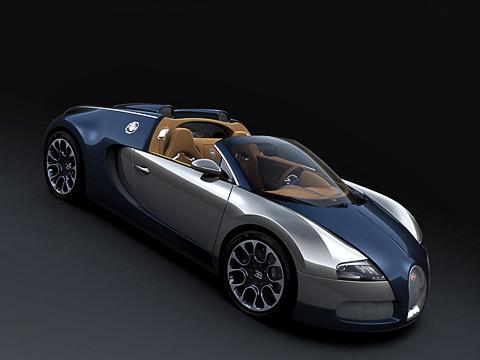 Bugatti veyron. Новую версию родстера Bugatti Veyron Grand Sport привезли прямиком наконкурс элегантности вПеббл-Бич.