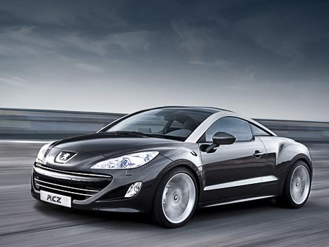 Peugeot rcz. Сильно смещённая вперёд кабина, «волнистое» заднее стекло, хищный прищур передней оптики... Выглядит Peugeot RCZ очень иочень неплохо.