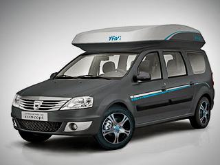 Renault logan. Семиместный универсал Dacia Logan MPV ибез спальника просторный, астаким «гаджетом»— вообще прекрасный вариант для путешествий.