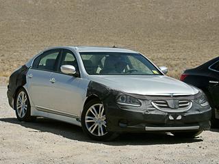 Hyundai genesis. Седан Hyundai Genesis неназовёшь самым красивым автомобилем вклассе, нохвалебные отзывы мировой прессы онзаслужил. Нам онтоже понравился.
