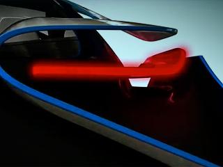 Bmw concept,Bmw vision. Какая это часть концептуального автомобиля Vision EfficientDynamics, изчего идля чего сделана, гадайте сами.