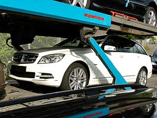 Mercedes c. Внешний вид «цэшки» лишь чуть подогнали под последние модели марки— E-Class иS-Class.