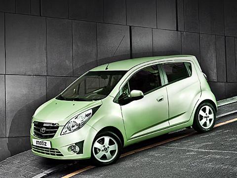 Daewoo matiz,Chevrolet spark. Первое время новый Daewoo Matiz будет собираться надвух заводах: вЮжной Корее ивоВьетнаме. Наочереди Узбекистан, где новинка сменит машину первого поколения. Сроки начала производства пока неустановлены.