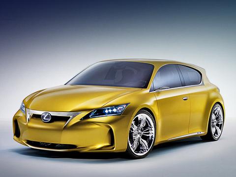 Lexus lf-ch,Lexus concept. Пословам самих японцев, внешность хэтчбека LF-Ch— итог стремительной эволюции ихфирменного стиля L-finesse. Амыдобавим, что дизайн модели даёт также представление отом, вкаком духе будет выдержано следующее поколение седанаIS.