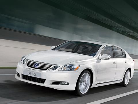 Lexus gs. Добавились теже варианты окраски, что ивслучае сЛексусом LS600h. Из11колеров три новых: Vanilla Mist, Richmond Green иAtlantic Blue.