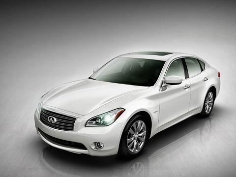 Infiniti m,Infiniti m hybrid,Infiniti q70,Infiniti q70 hybrid. Первым гибридным автомобилем Infiniti, предназначенным для массового производства, станет седан бизнес-класса из семейства М нового поколения.