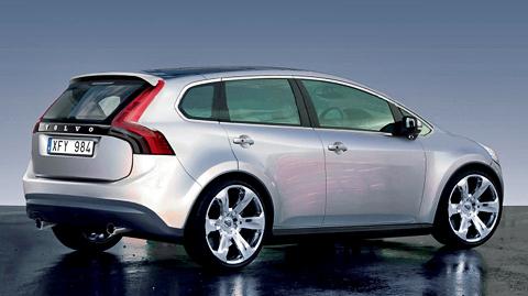 Volvo работает над кроссовером и пятидверной версией хэтчбека С30 9
