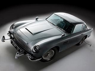 Aston martin db5. В настоящее время автомобиль, у которого на одометре чуть меньше 31 тысячи миль (около 50 тысяч километров), полностью исправен. Ремонта или замены требуют только выхлопная и тормозная системы.