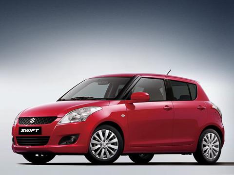 Suzuki swift. Новый Swift— moneymaker компании. Рабочий ослик. Статус глобальной модели отчасти объясняет консервативный дизайн.