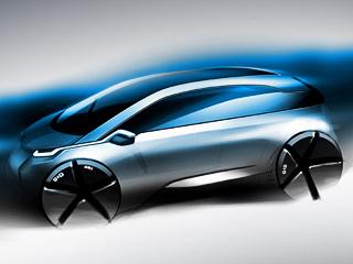 Bmw megacity. Новый ультракомпактный четырёхместный баварский электрокар для мегаполисов будет продаваться под специально созданным для проекта дочерним брендом BMW.